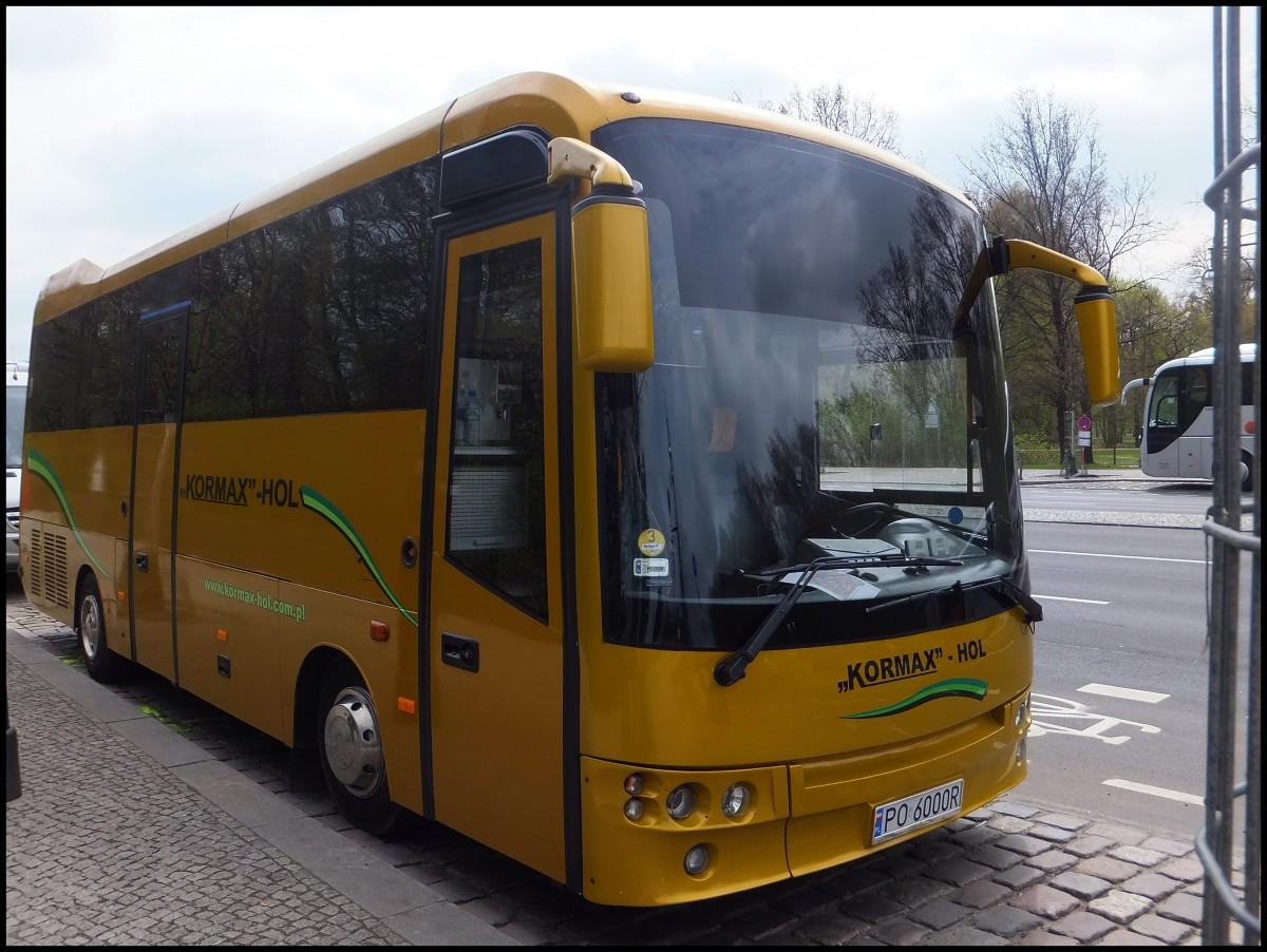 Bus Berlin Polen