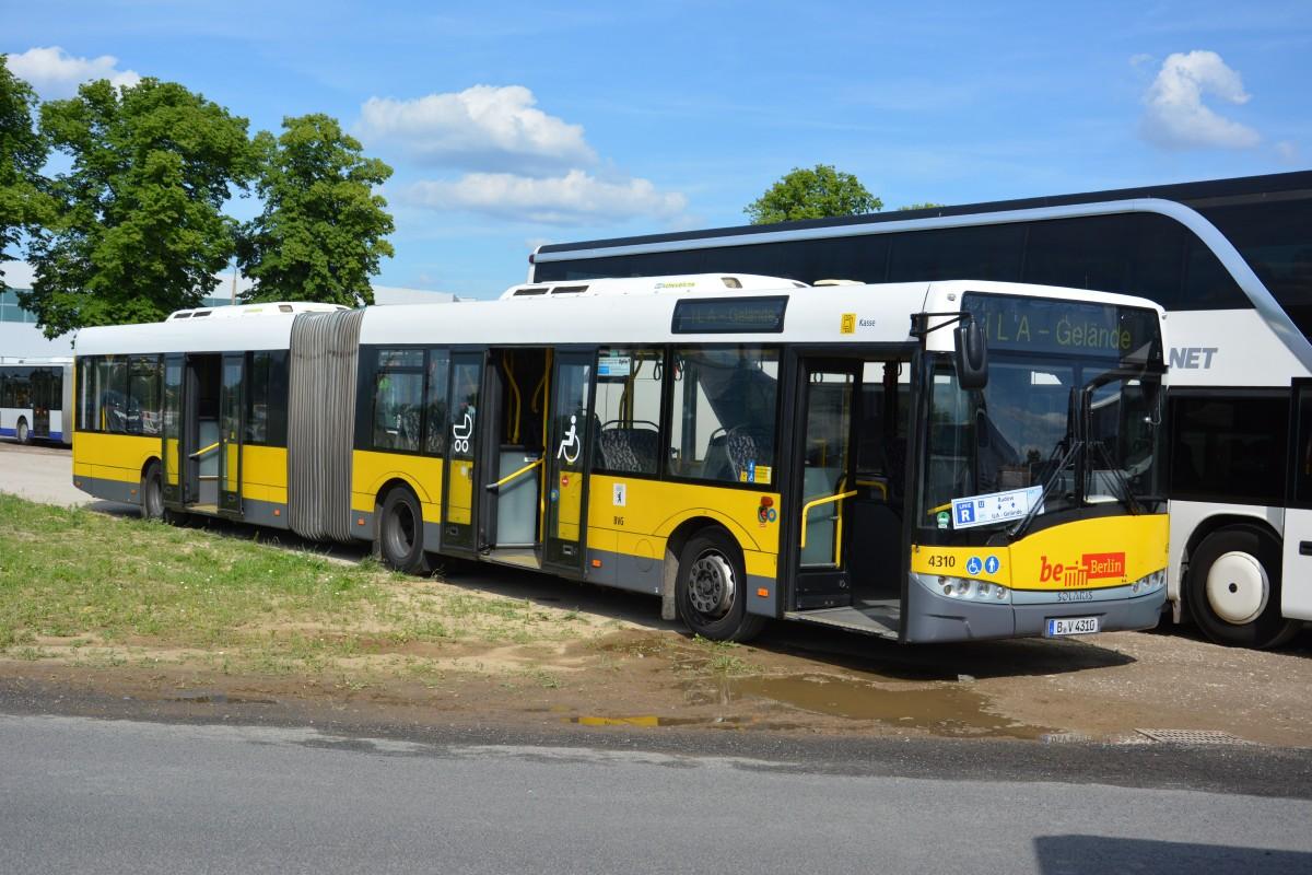 Buslinie 164 Berlin