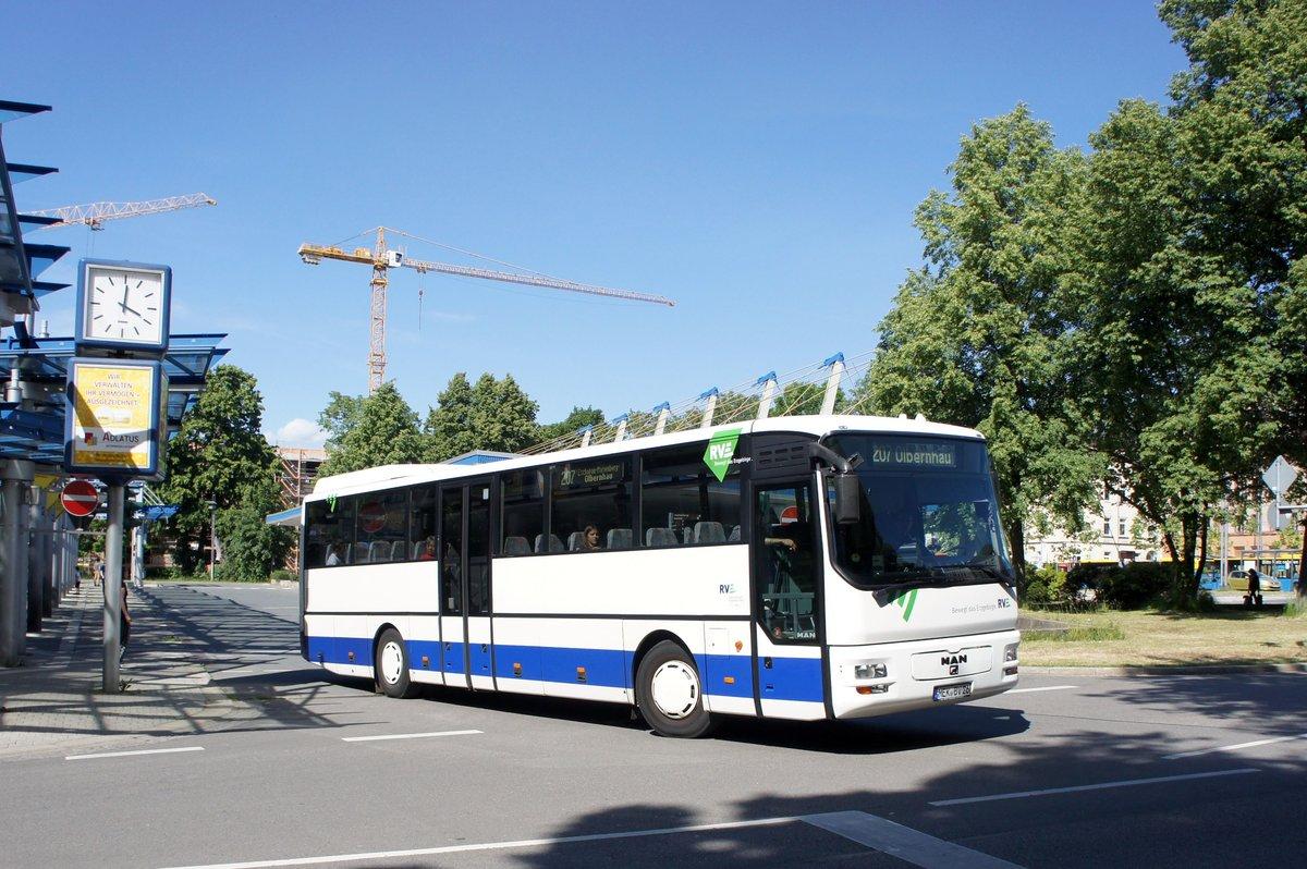 Bus Chemnitz Berlin