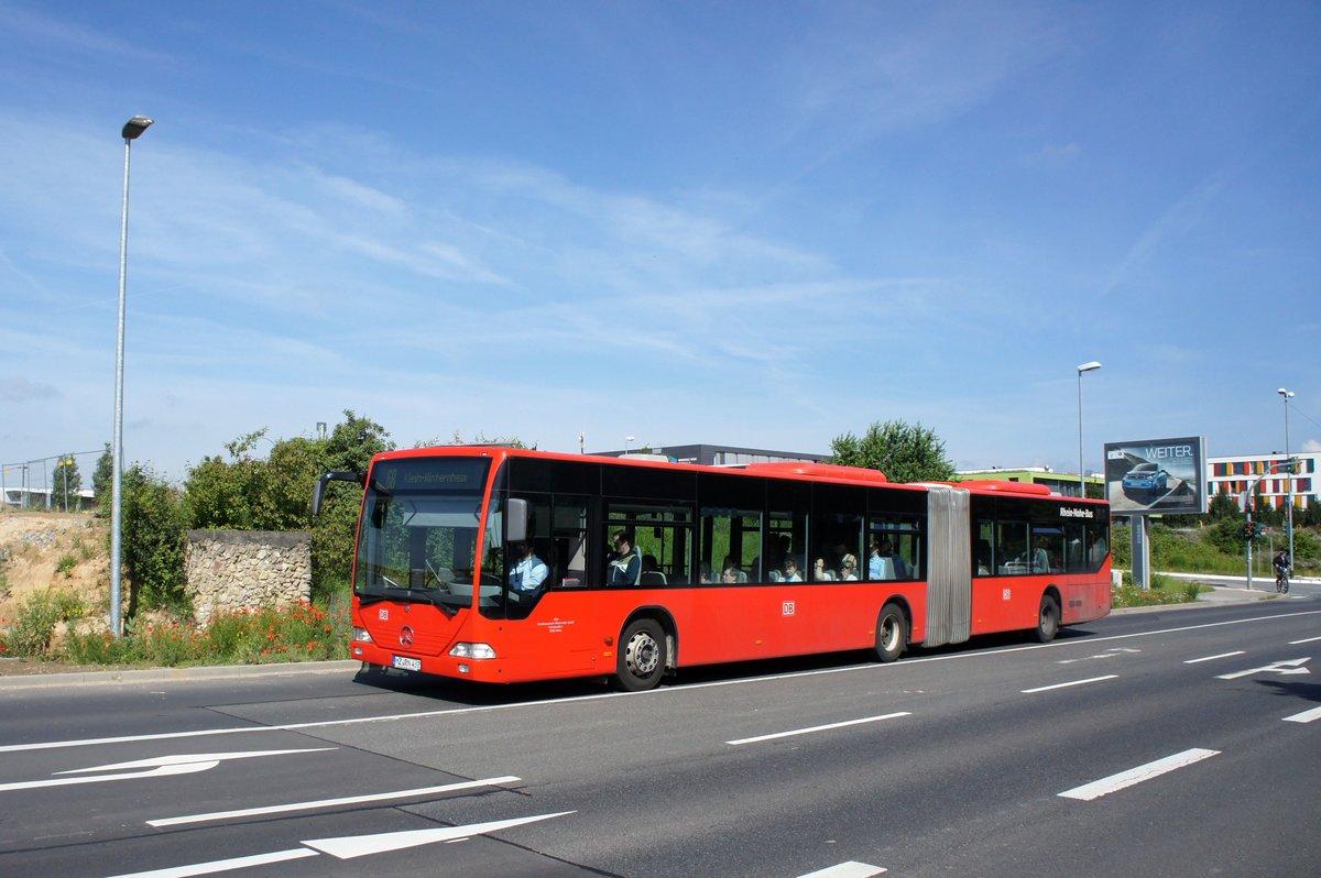 bus mainz mercedes benz citaro g vom rhein nahe bus. Black Bedroom Furniture Sets. Home Design Ideas
