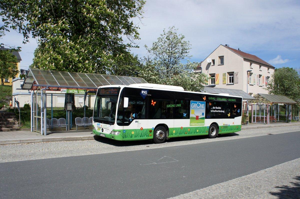 grüne linie stollberg