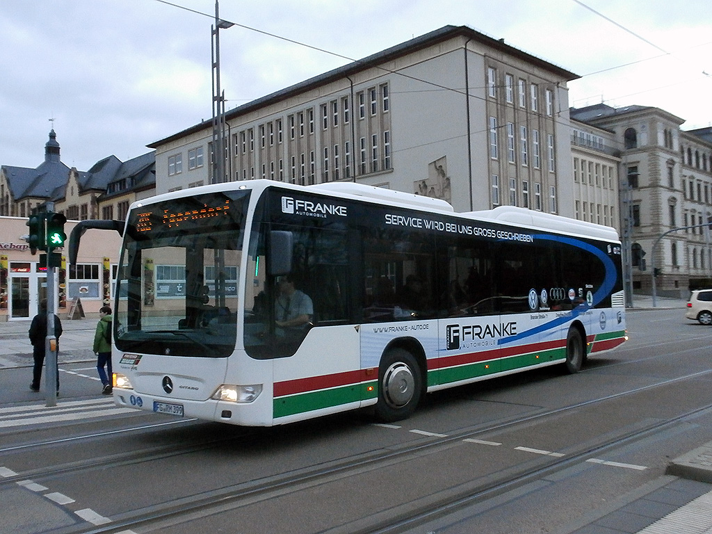 citaro le in chemnitz bus. Black Bedroom Furniture Sets. Home Design Ideas