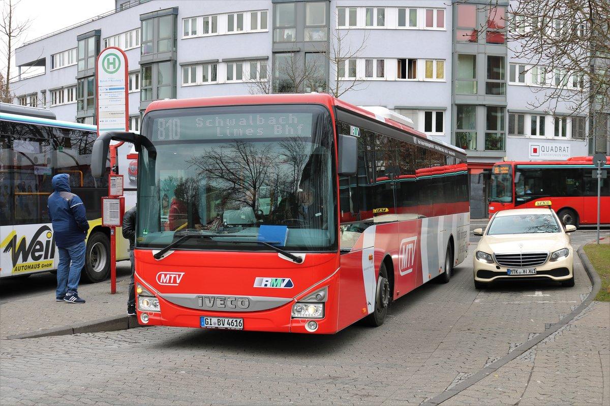 db hessenbus iveco crossway am in hofheim taunus. Black Bedroom Furniture Sets. Home Design Ideas
