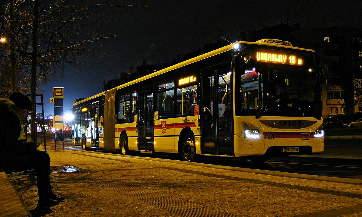 Bus Tschechien