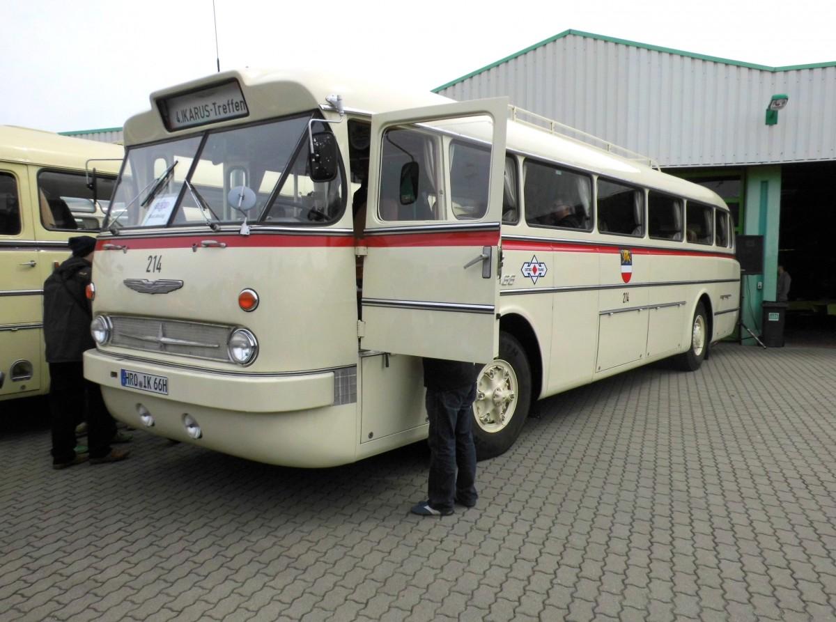 ein ikarus 66 aus rostock beim 4 ikarus treffen am 16 in bad belzig bus. Black Bedroom Furniture Sets. Home Design Ideas