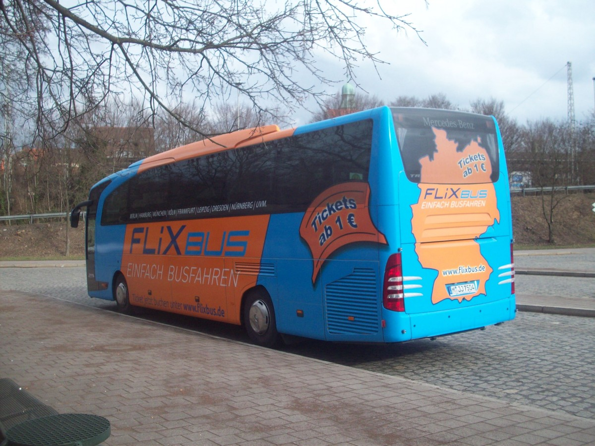 flixbus in erlangen bus. Black Bedroom Furniture Sets. Home Design Ideas