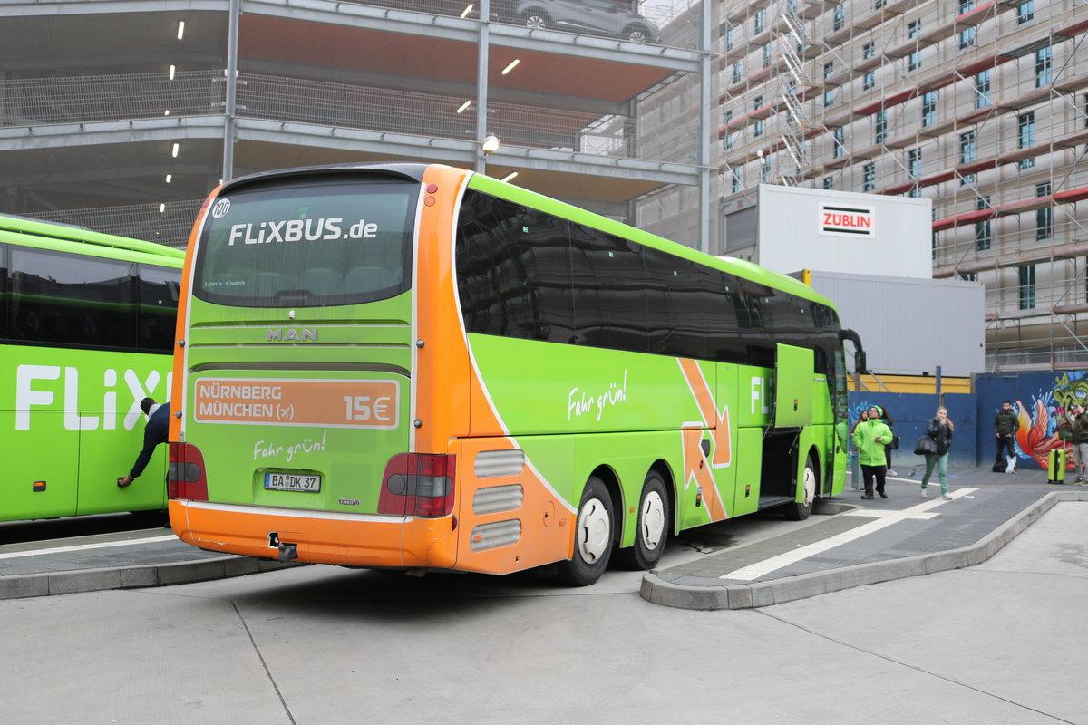 Flixbus Köln Frankfurt