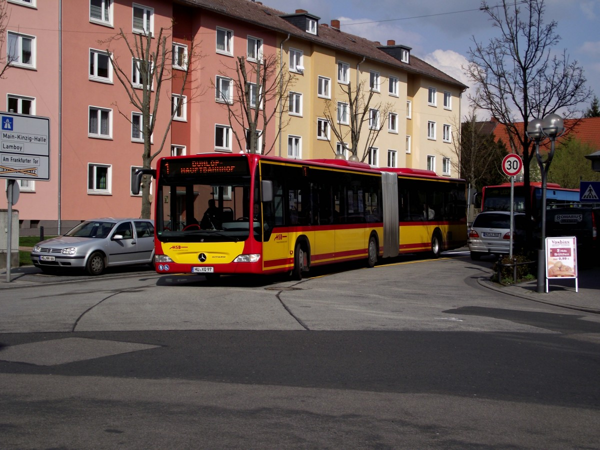 hsb mercedes benz citaro c1 facelift am in hanau. Black Bedroom Furniture Sets. Home Design Ideas