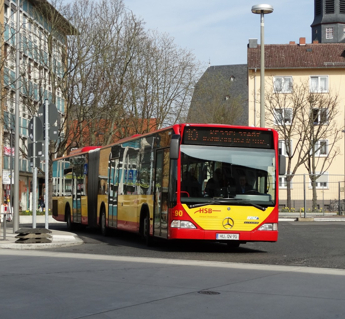 hsb mercedes benz citaro c1 g 90 am in hanau bus. Black Bedroom Furniture Sets. Home Design Ideas