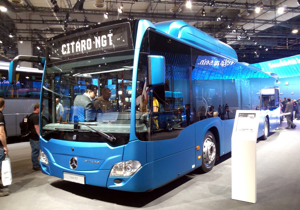 iaa 2016 in hannover zu sehen hier der mercedes benz citaro ngt aufnahme vom bus. Black Bedroom Furniture Sets. Home Design Ideas
