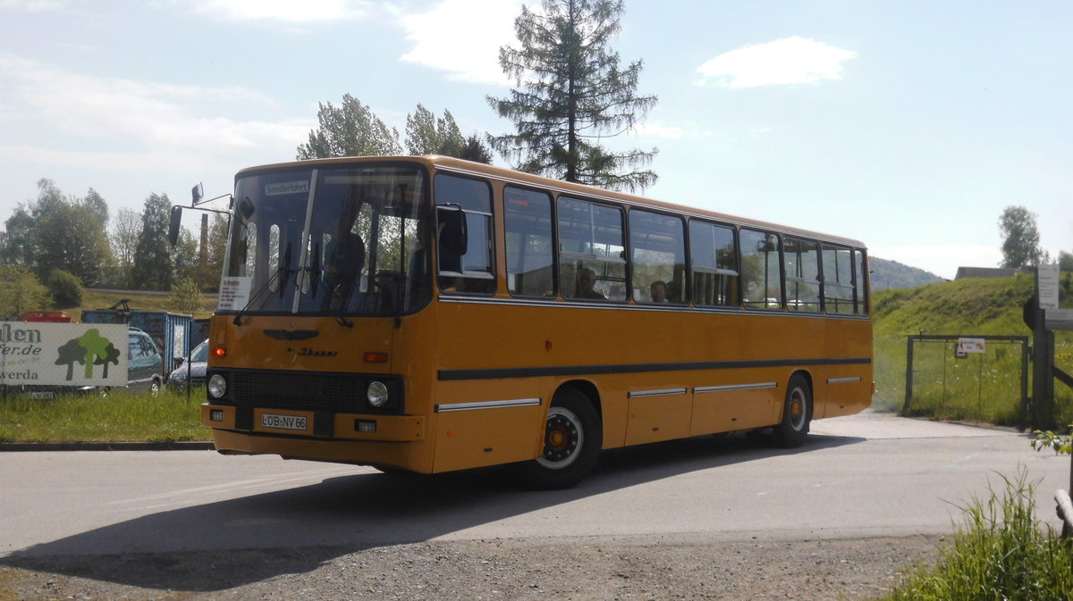 Ikarus am 09.05.2015 in Löbau