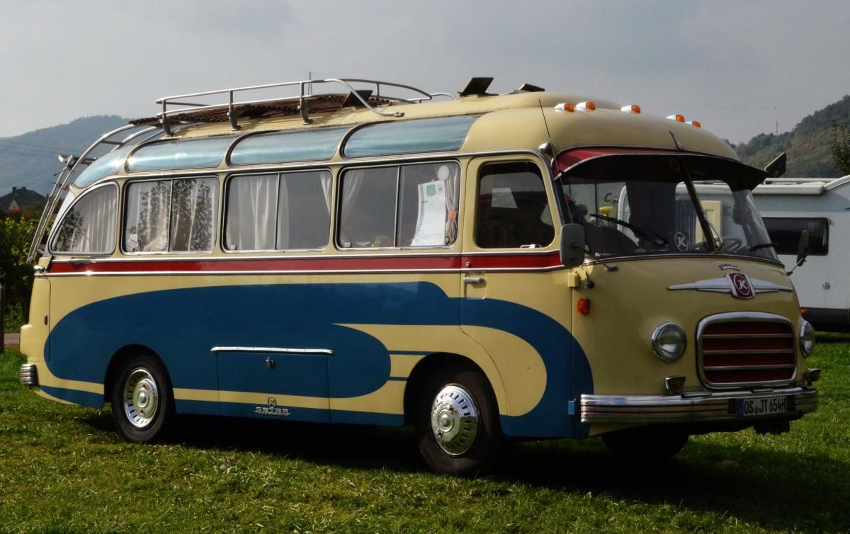 kaessbohrersetra  henscheldiesel oldtimer reisebus