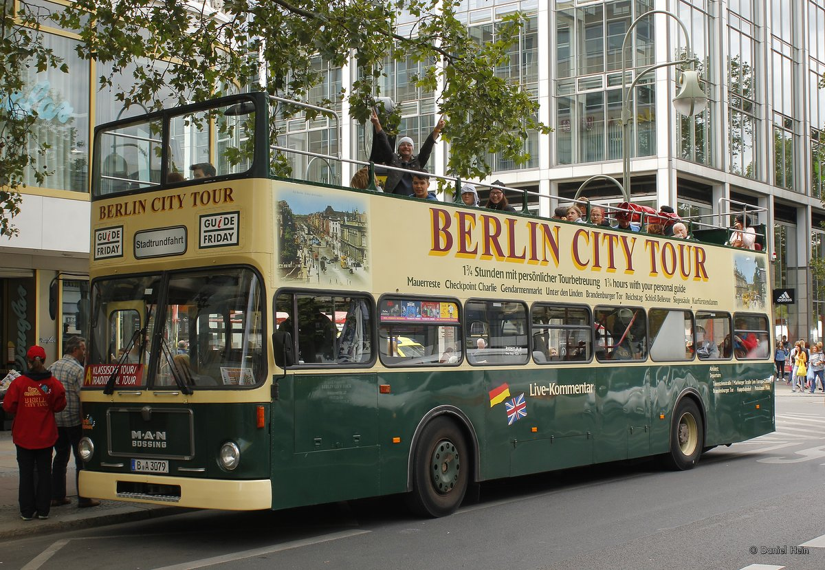man bus berlin city tour in berlin am bus. Black Bedroom Furniture Sets. Home Design Ideas