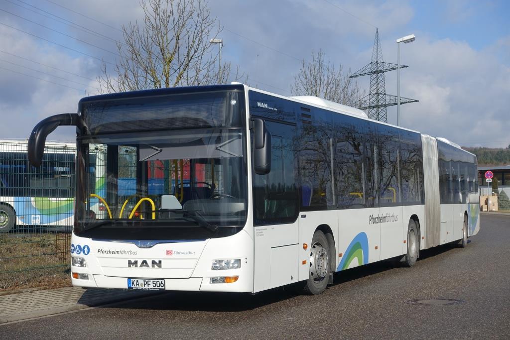 Bus Pforzheim