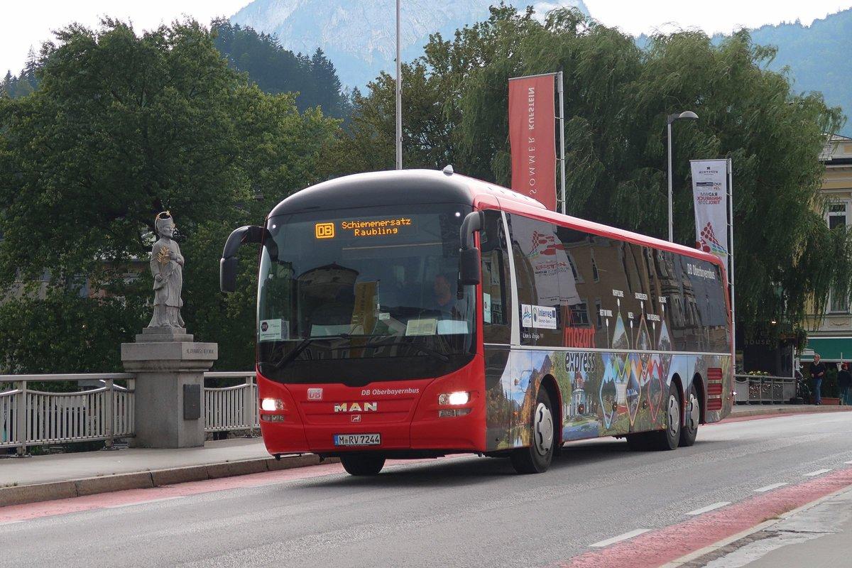 Bus Oberbayern