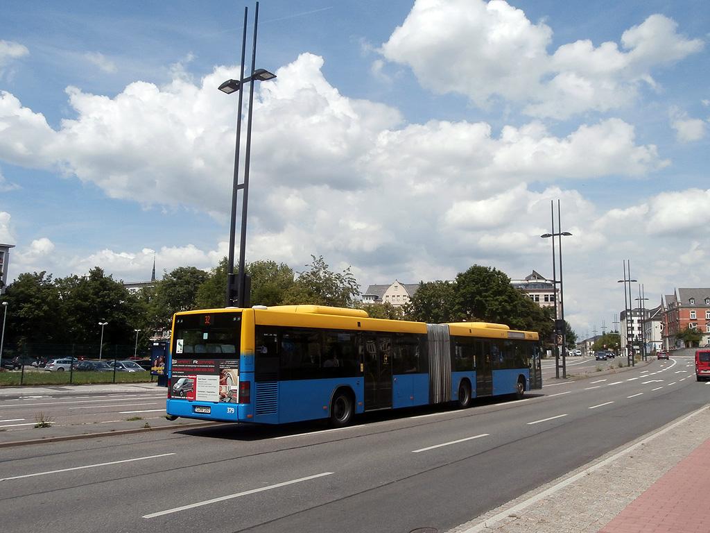 man ng313 auf der stadtlinie in chemnitz 27 bus. Black Bedroom Furniture Sets. Home Design Ideas