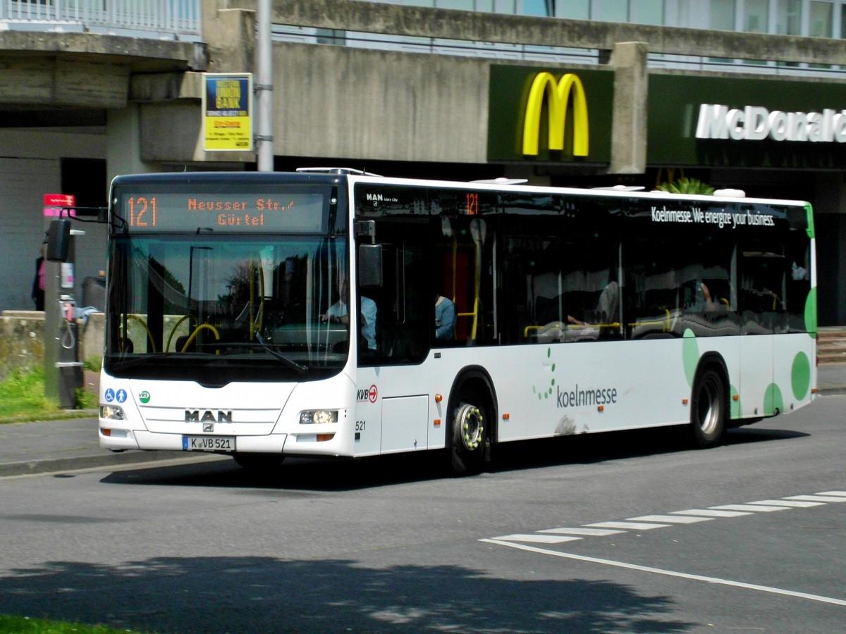 Kvb Linie 121