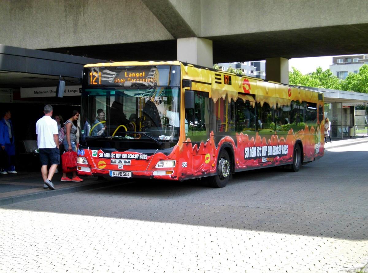 Bus 121 Köln