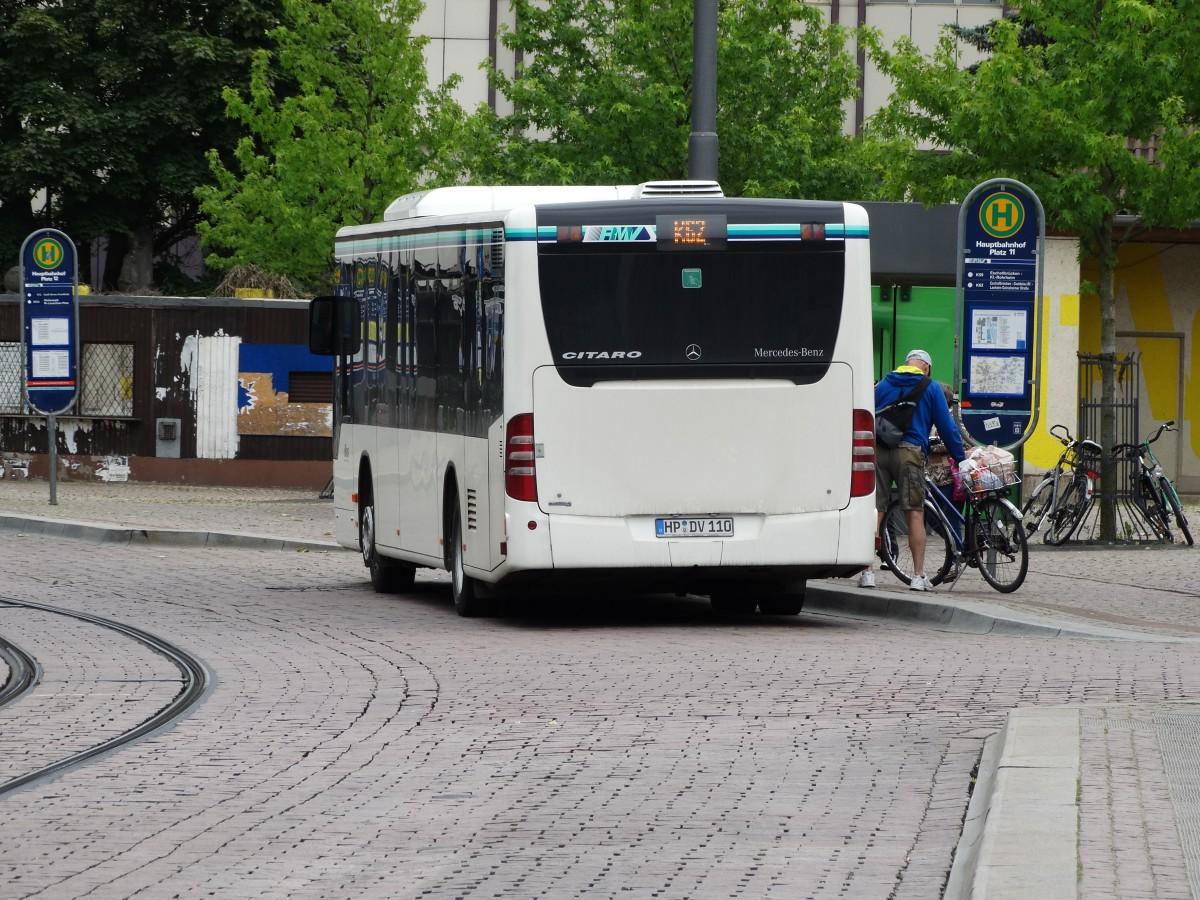 mercedes benz citaro c1 facelift von hinten am in darmstadt bus. Black Bedroom Furniture Sets. Home Design Ideas
