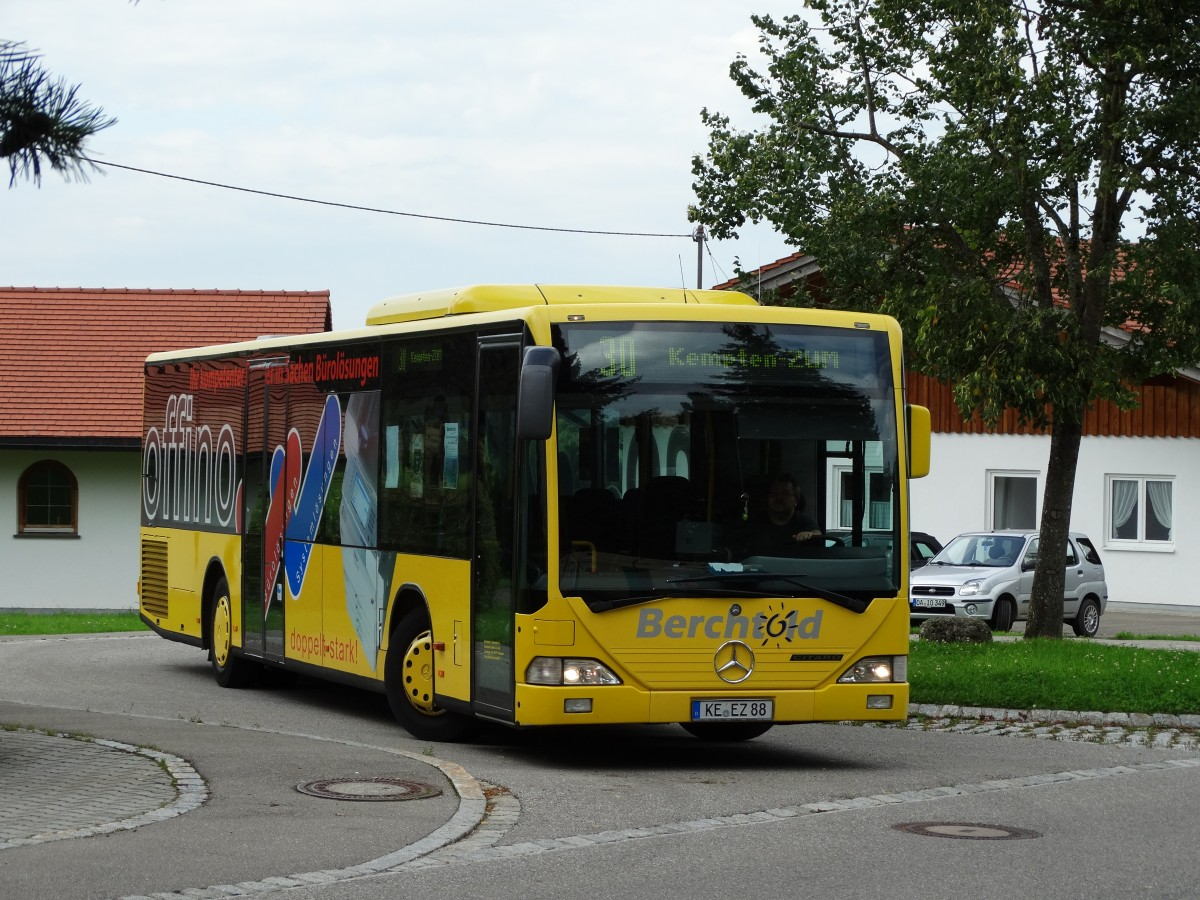 Mercedes Benz Citaro C1 Ü am 07.08.14 in Sulzberg-Ottacker