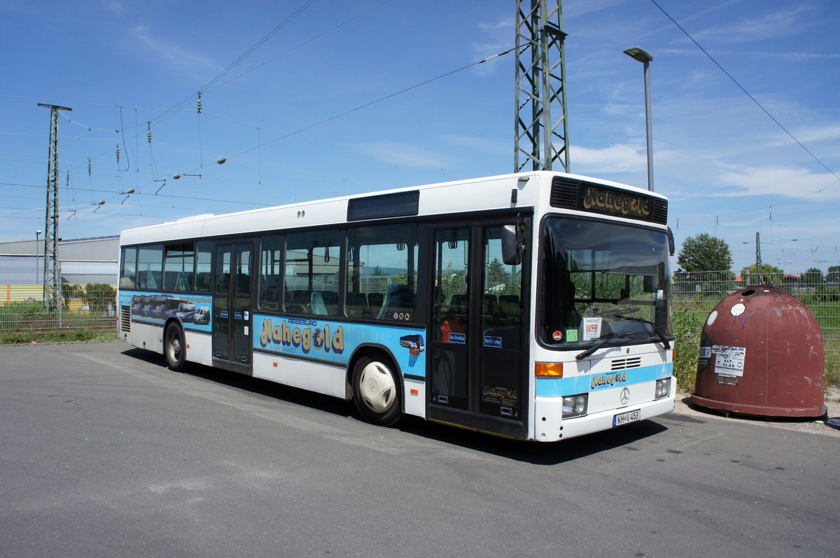 Mercedes benz o 405 n vom busunternehmen nahegold for Mercedes benz n