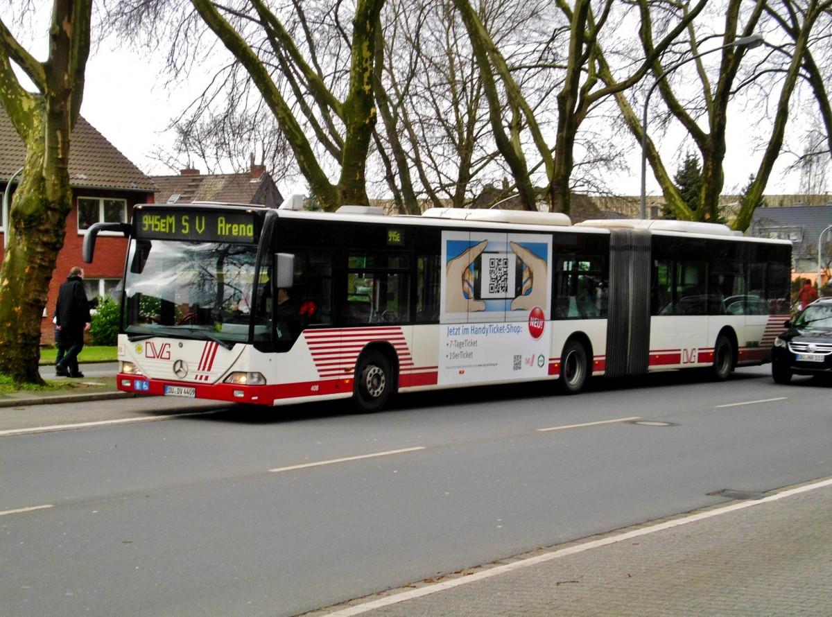 mercedes benz o 530 i citaro auf der linie 945 eingesetzt als shuttelbus an der msv arena in. Black Bedroom Furniture Sets. Home Design Ideas