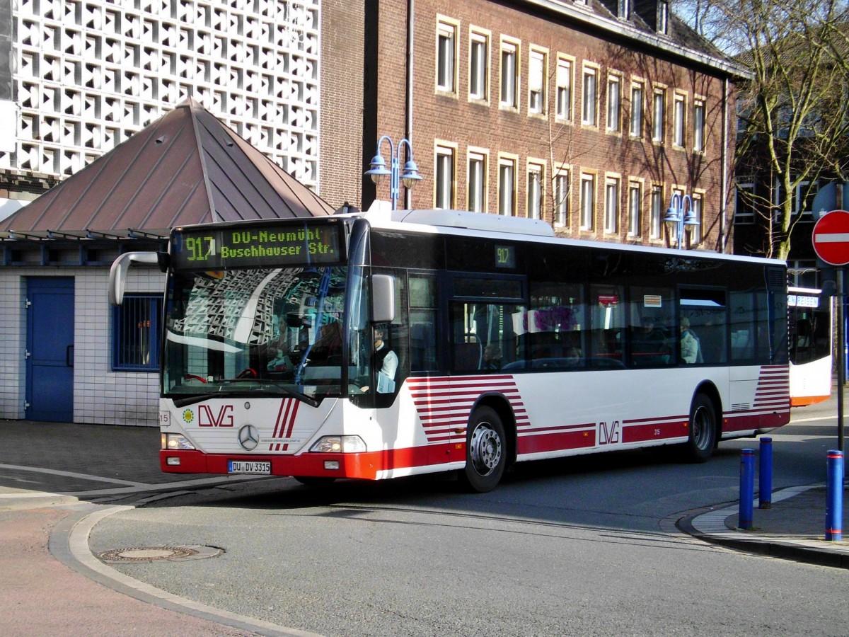 mercedes citaro l nr 15 1999 vom bgu am 25 februar 2015 beim halteplatz f r den sch le bus. Black Bedroom Furniture Sets. Home Design Ideas