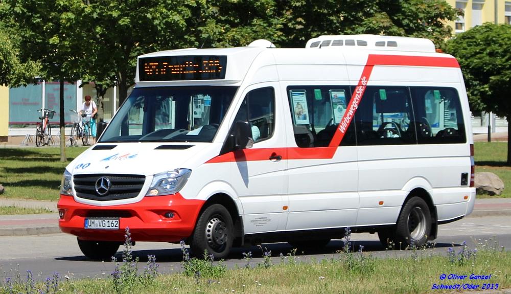 Schwedt uckerm rkische verkehrgesellschaft mbh uvg for Mercedes benz of atlantic city