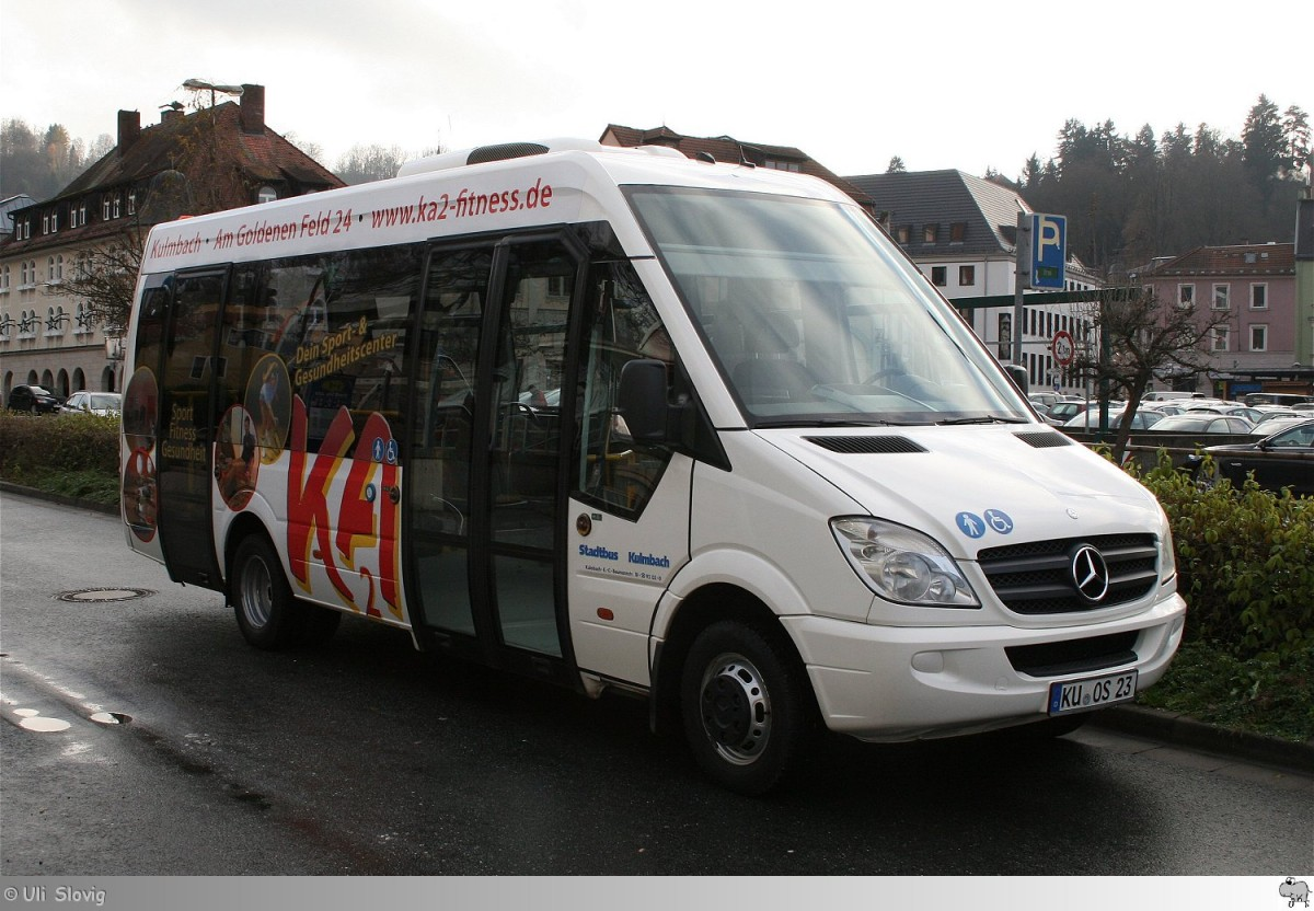 Mercedes benz sprinter city stadtbus kulmbach for Mercedes benz atlantic city