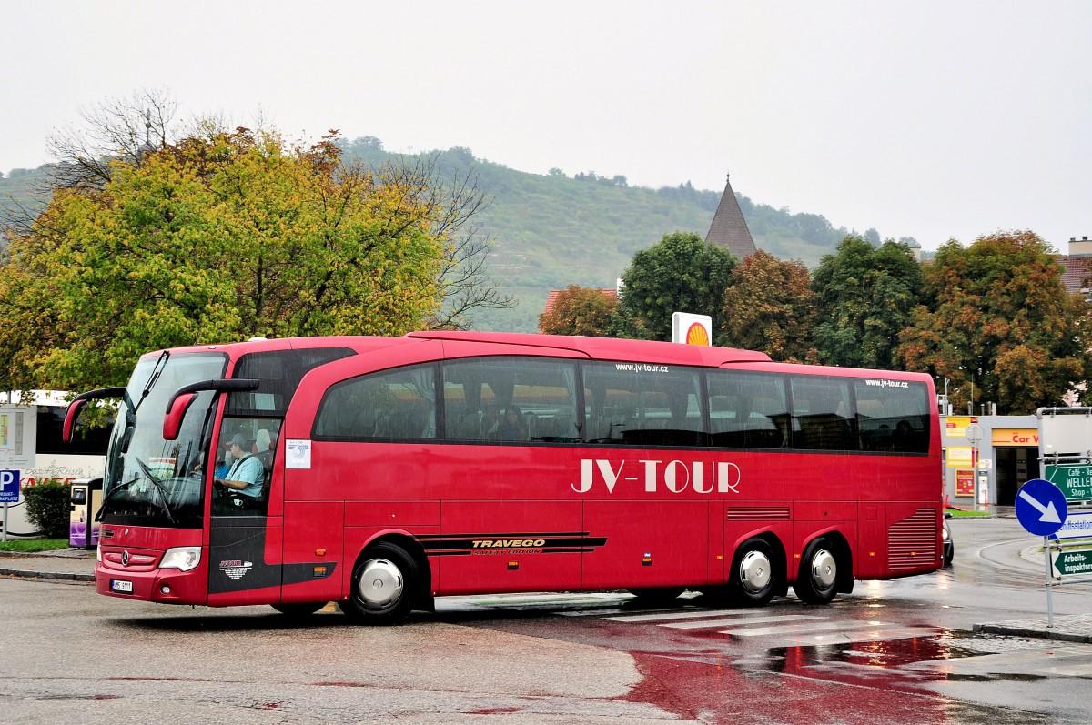 Mercedes benz travego von jv tour aus der cz am 11 for Mercedes benz tour bus