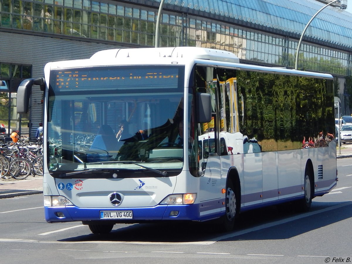 Mercedes Citaro II von Havelbus in Berlin am 10.06.2016