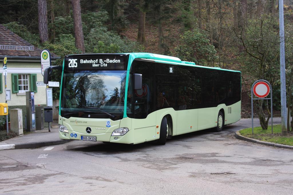 Mercedes Baden Baden