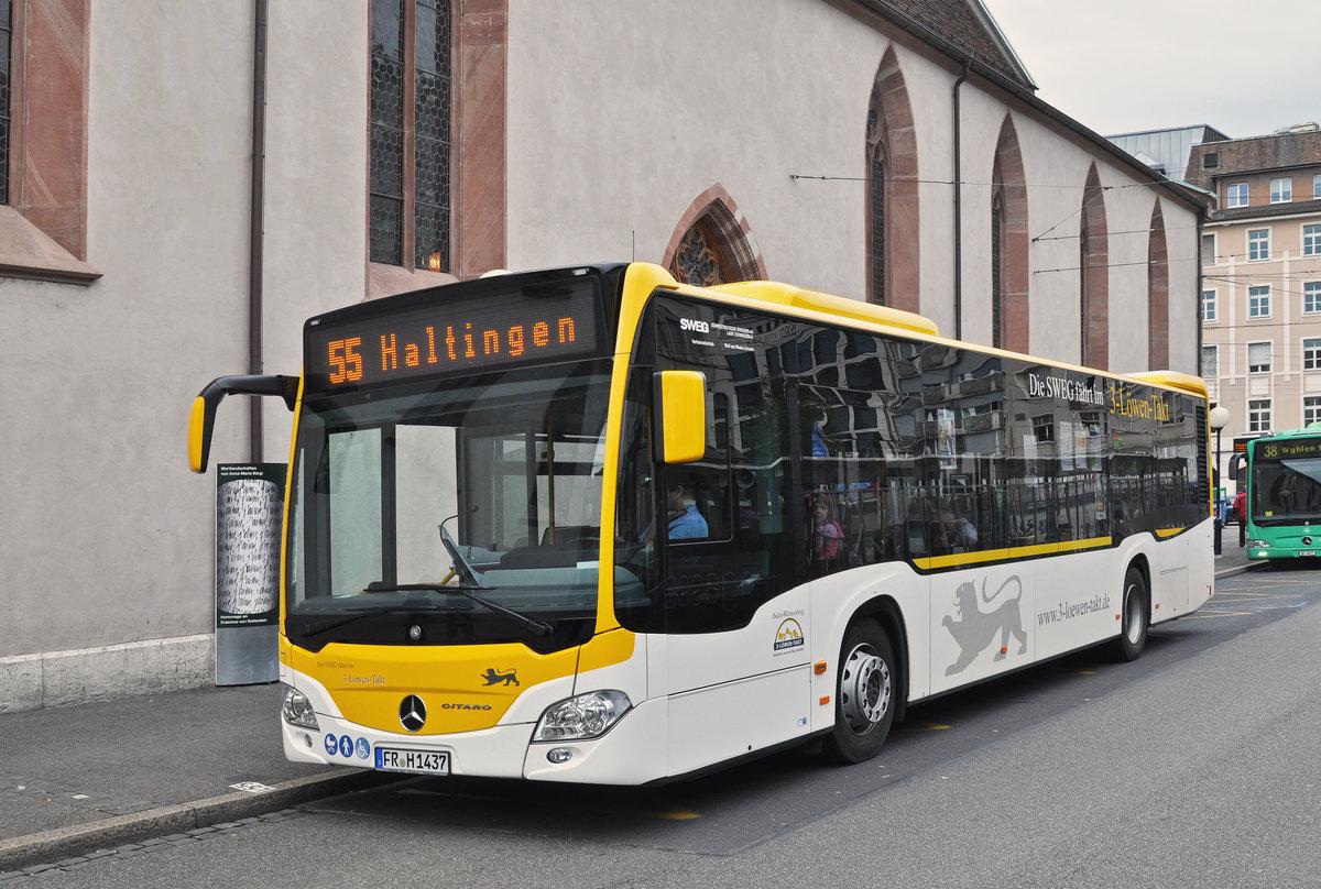 Sweg Bus
