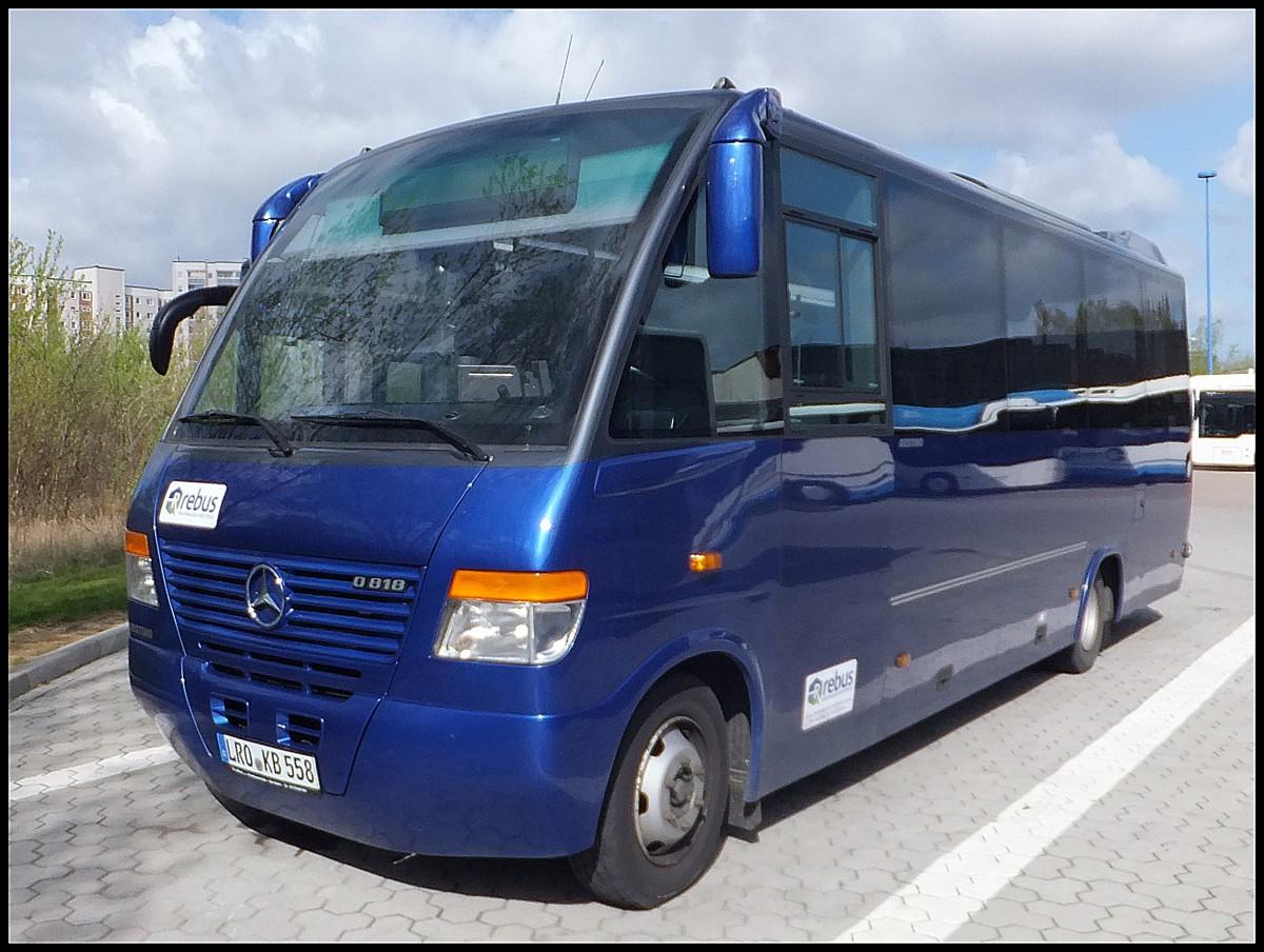 mercedes destino von regionalbus rostock in rostock am bus. Black Bedroom Furniture Sets. Home Design Ideas