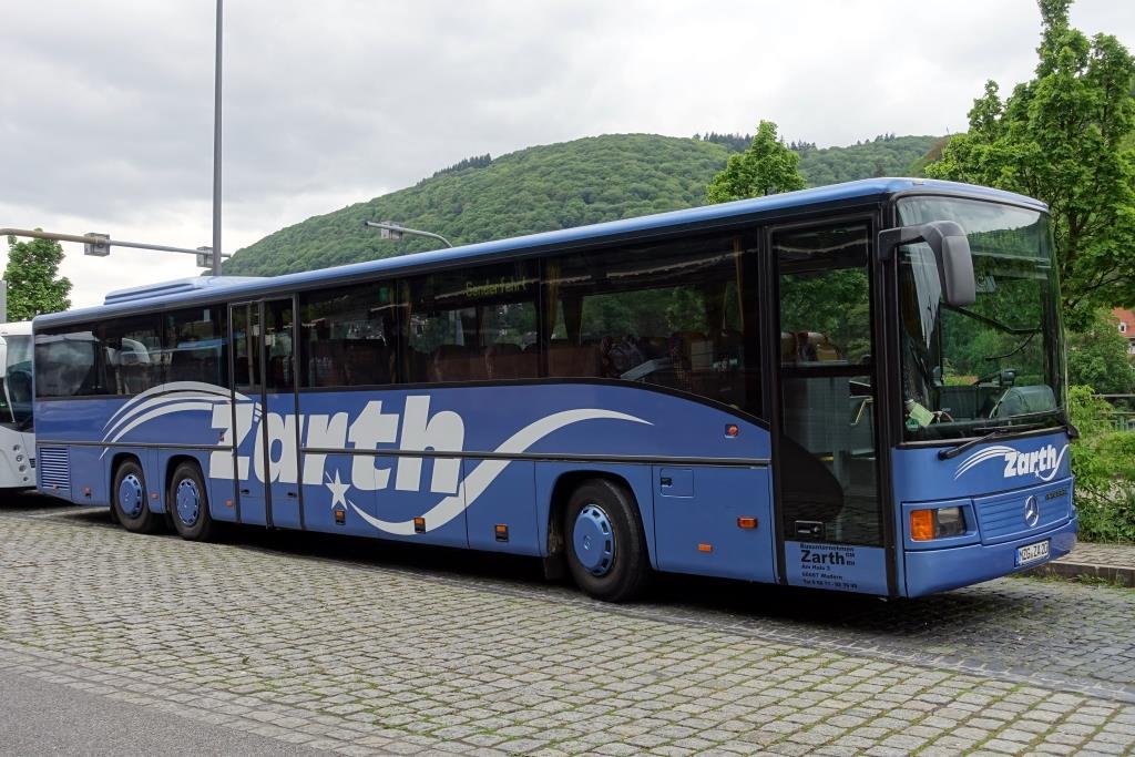 mercedes integro l zarth heidelberg bus. Black Bedroom Furniture Sets. Home Design Ideas