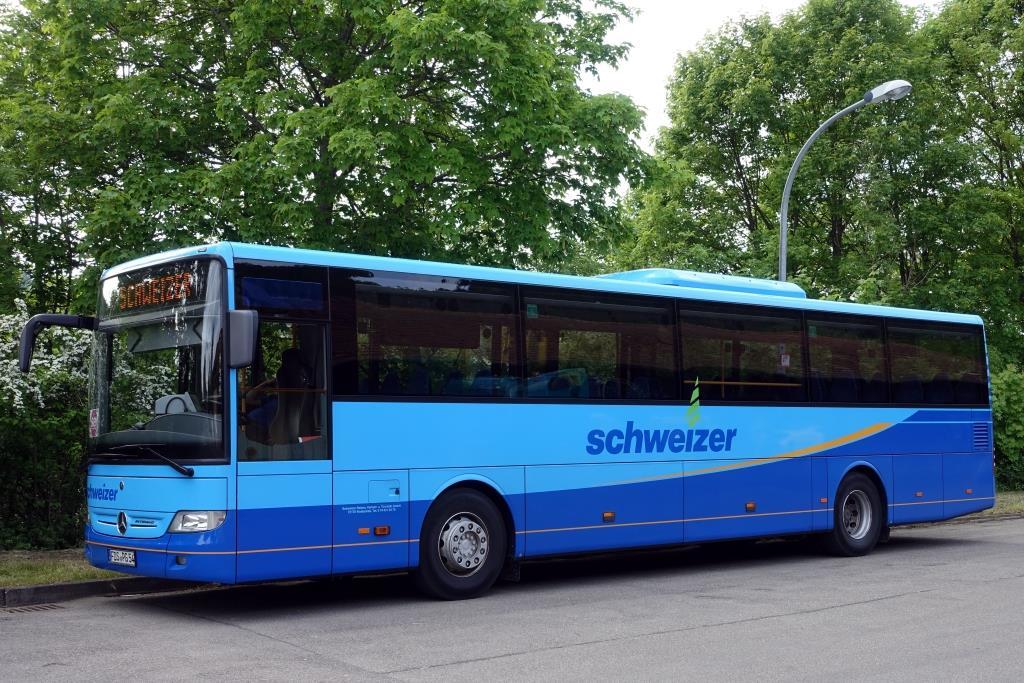 Mercedes Integro Schweizer Nagold Bus