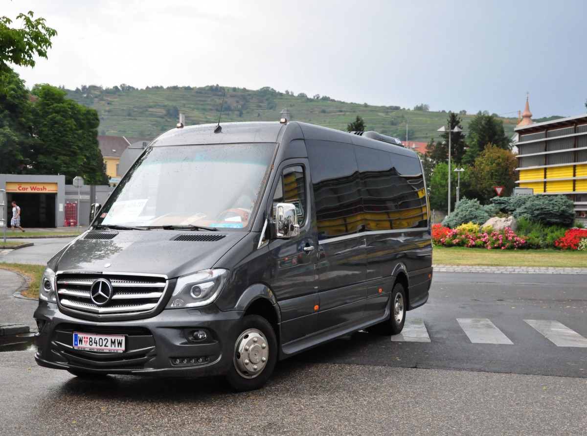 Mercedes sprinter 519 bluetec aus wien in krems gesehen for Mercedes benz sprinter bluetec