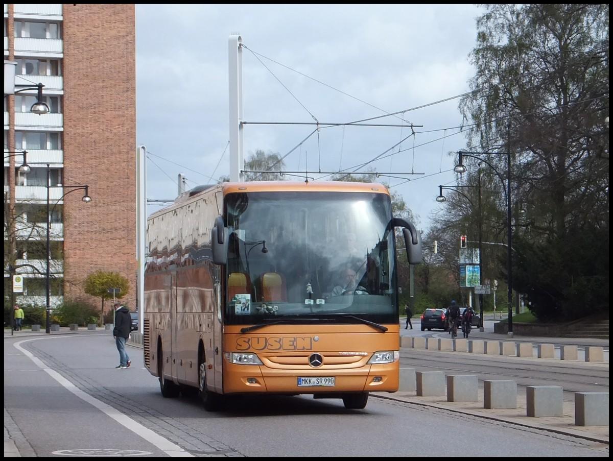 mercedes tourismo von susen aus deutschland in rostock am bus. Black Bedroom Furniture Sets. Home Design Ideas