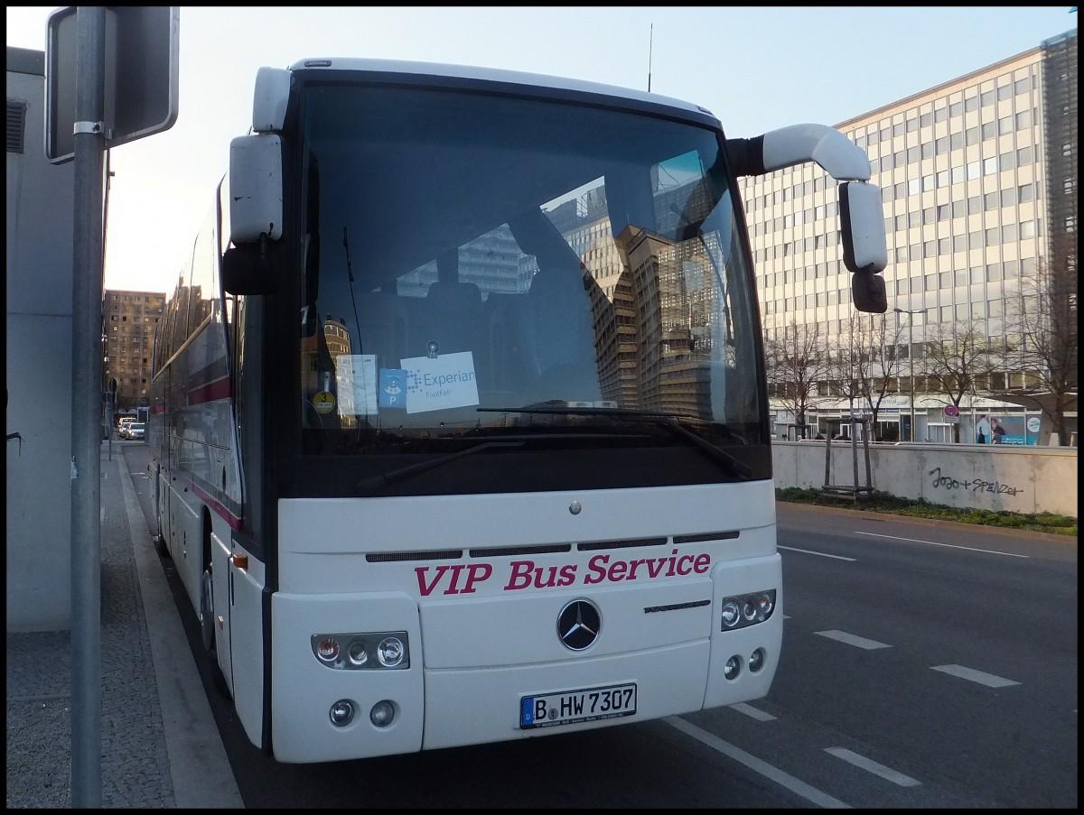mercedes tourismo von vip bus service berlin deutschland in berlin am bus. Black Bedroom Furniture Sets. Home Design Ideas
