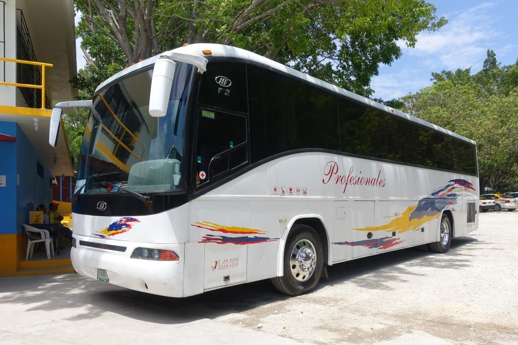 Motor Coach Industries  Profesionales , Mexiko 31.03.2018