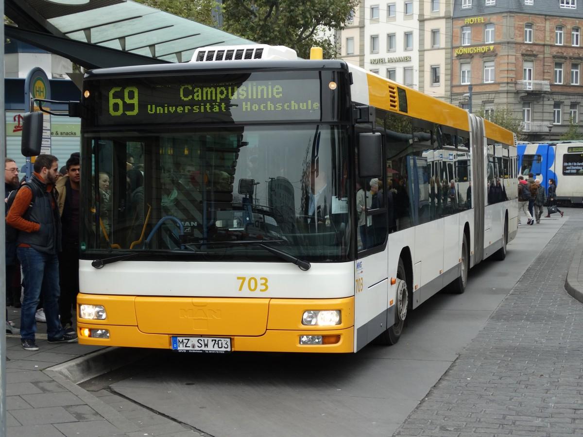 Linie 69 Mainz