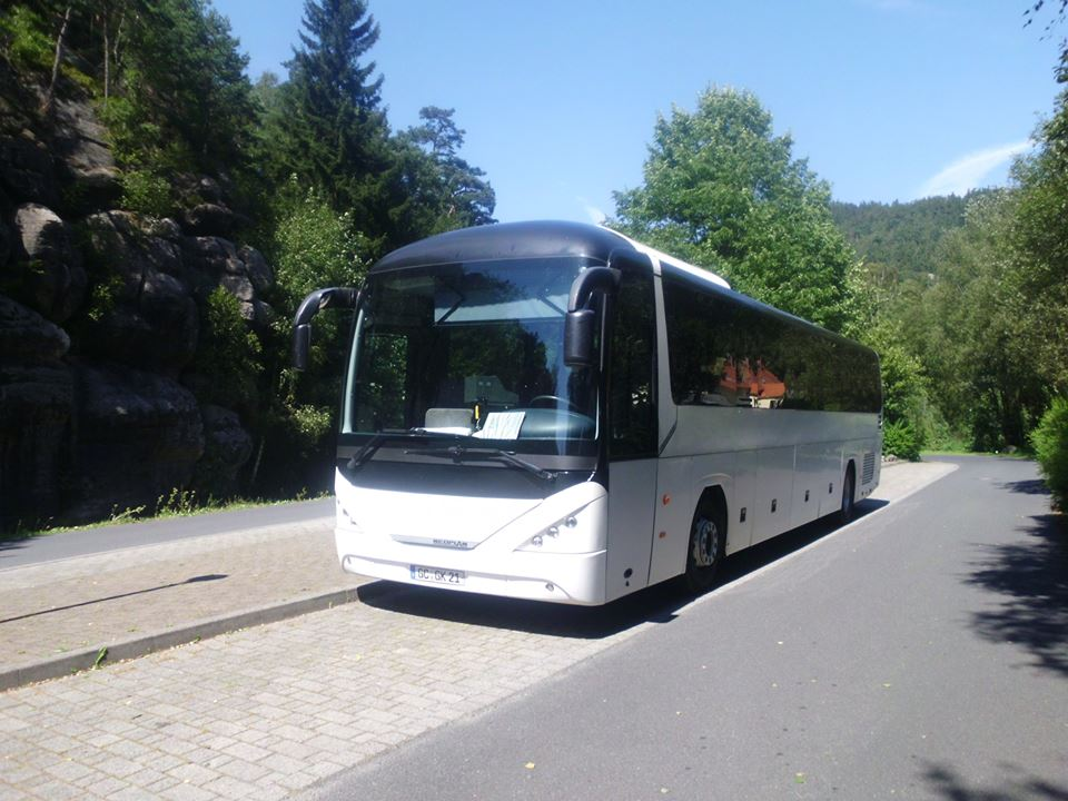 Neoplan am 16.07.2013 in Oybin