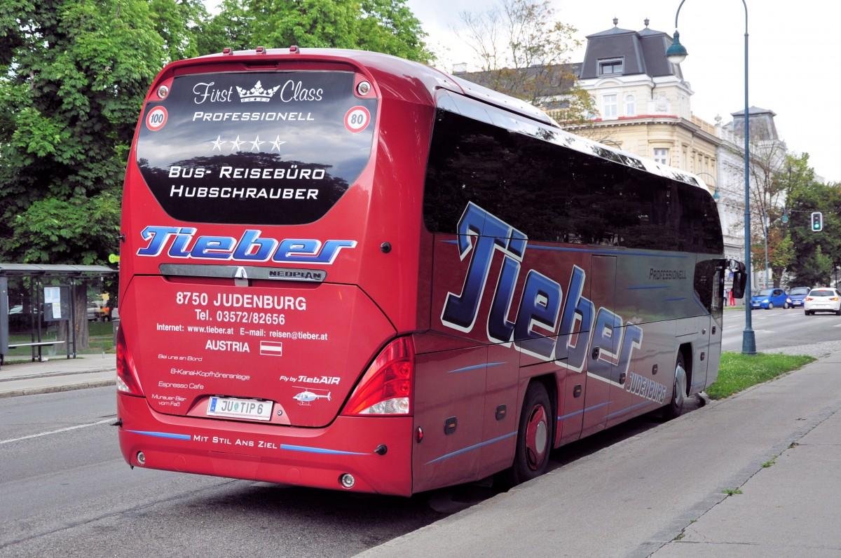 Neoplan Cityliner Von Tieber Busreisen Und Reisebüro Aus Der