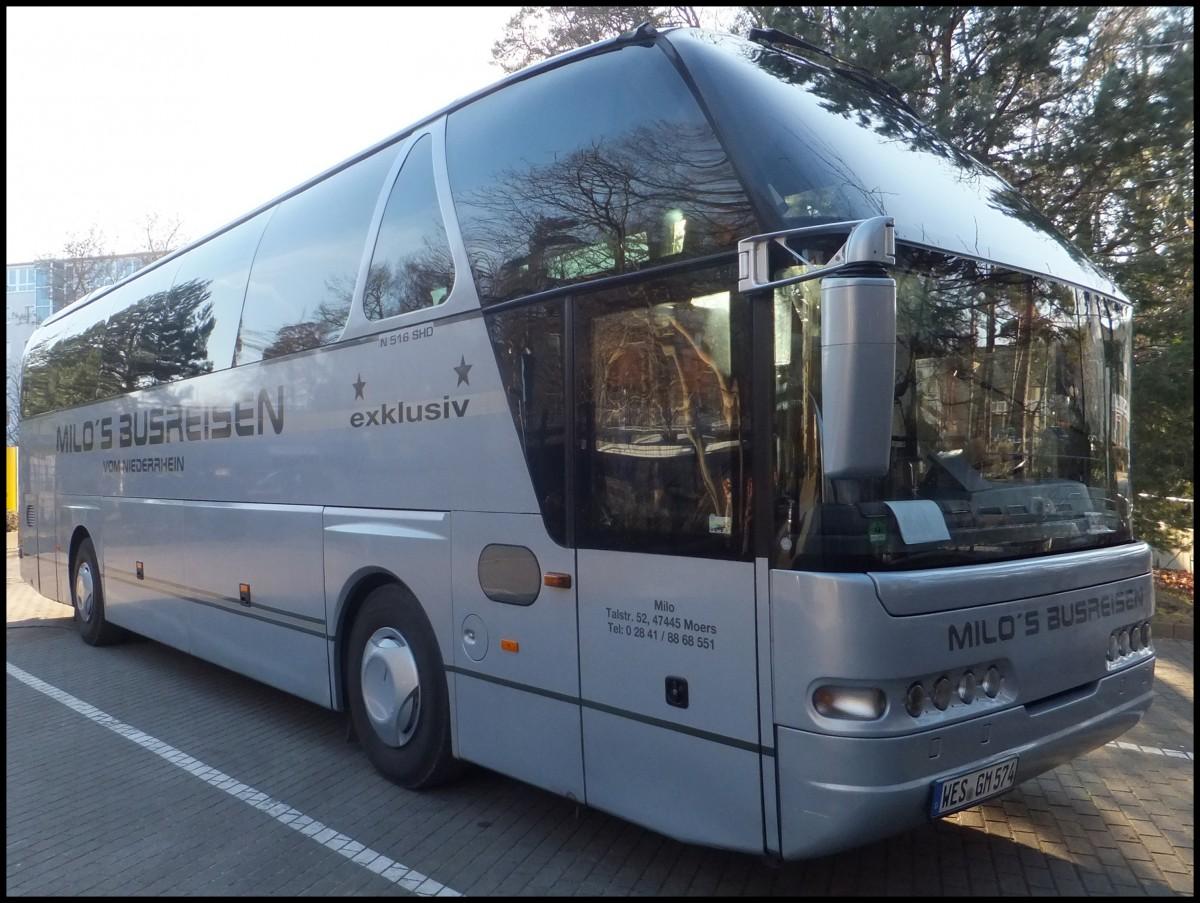 Busreisen Nrw