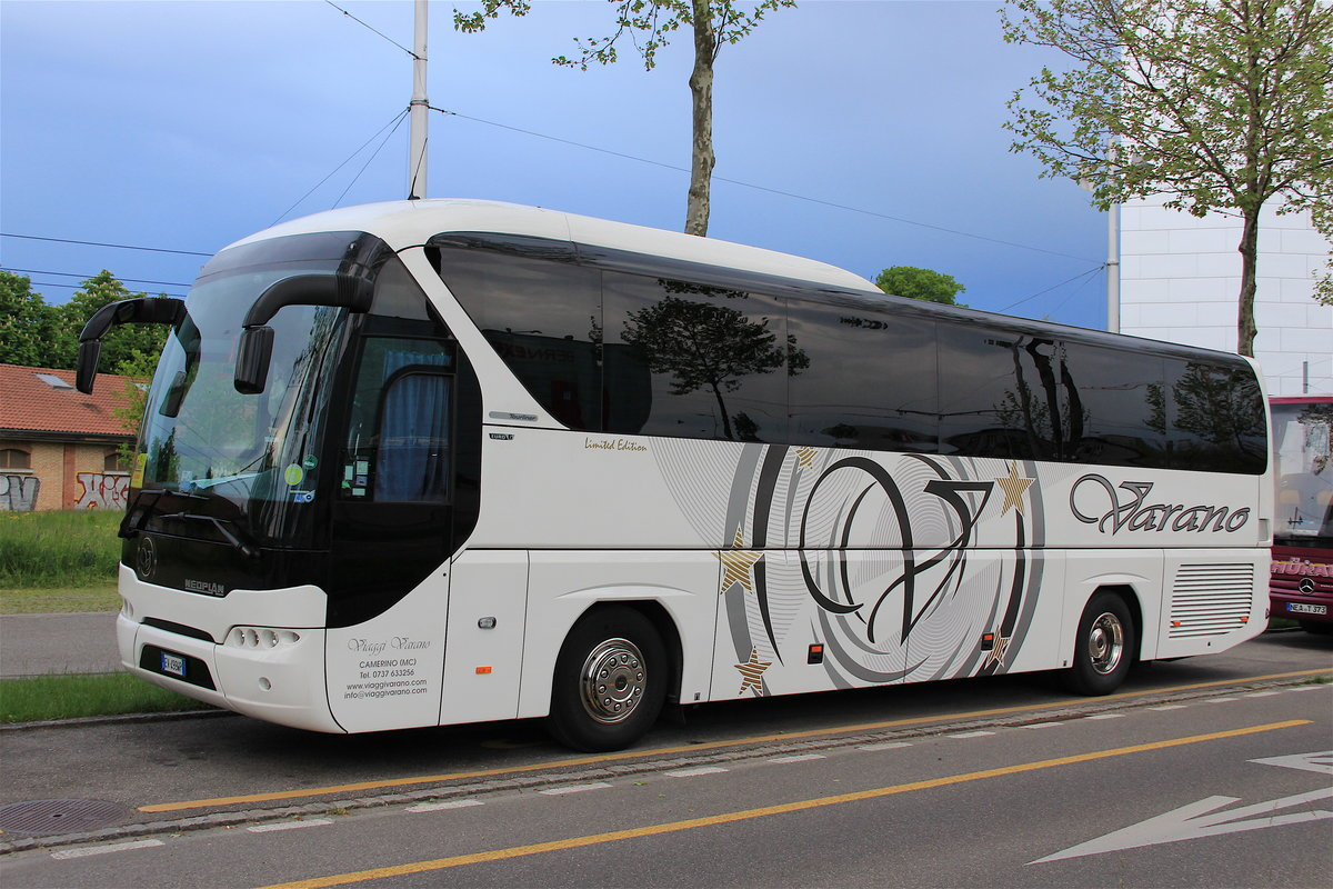 Neoplan Tourliner Varano, Berne. 