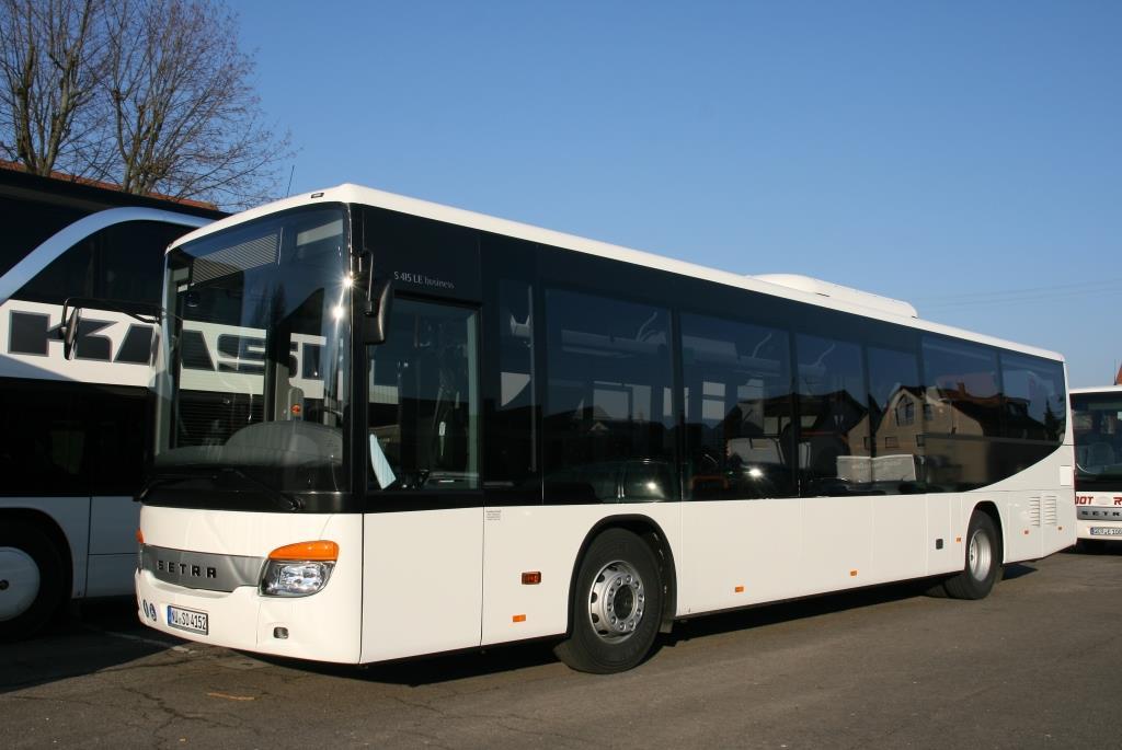 Setra 415 LE Shuttlebus