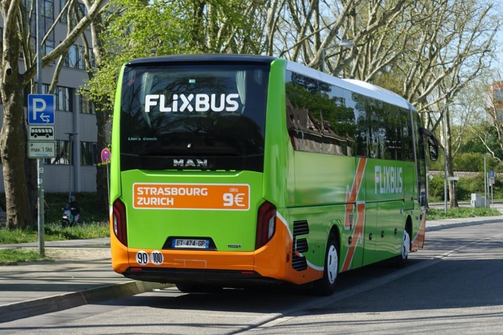 Karlsruhe Flixbus