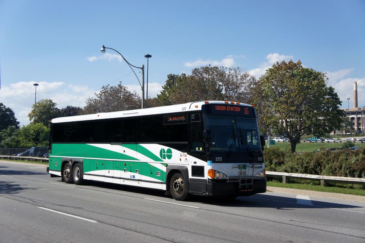 Reisebus Von Go Transit Des Herstellers Motor Coach