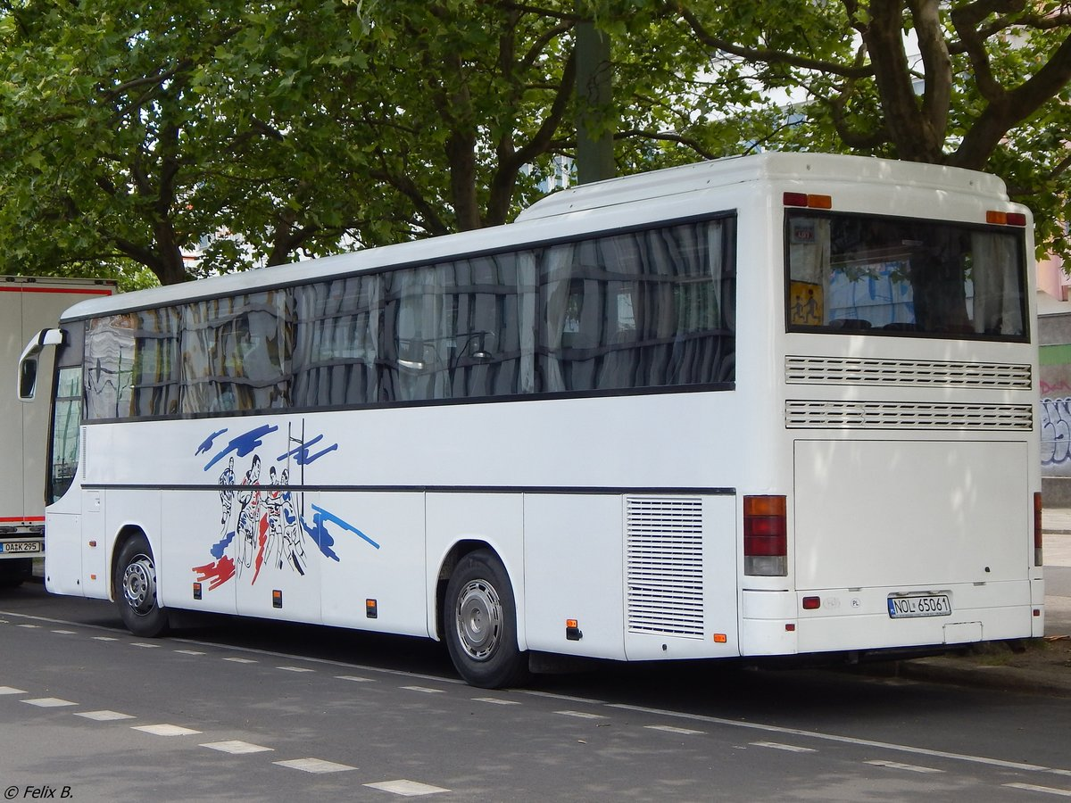 Setra 315 GT-HD aus Polen in Berlin am 11.06.2016