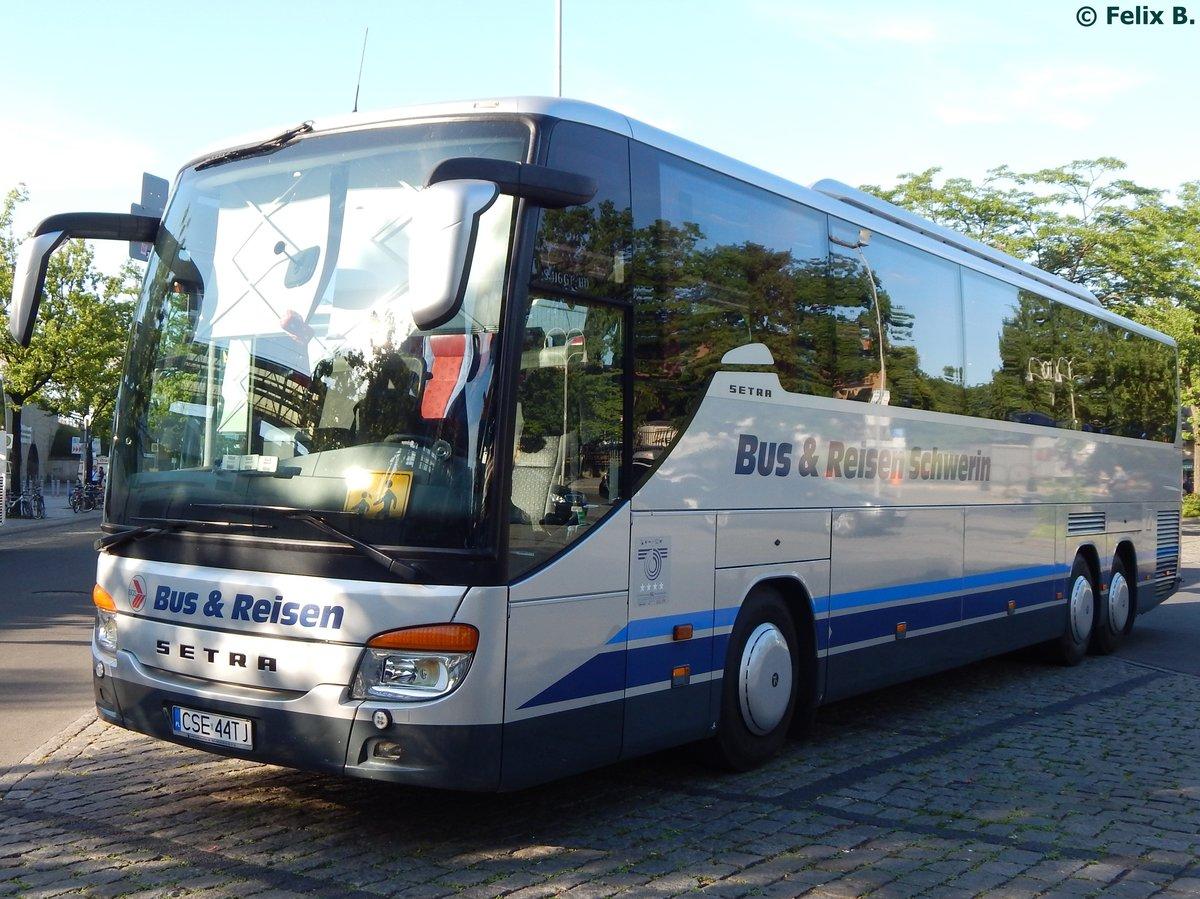 Berlin Polen Bus